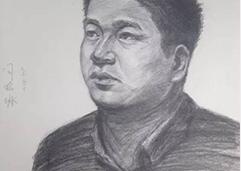 闫晗入学时作品