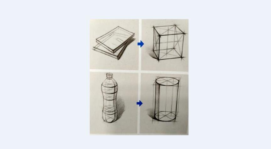 素描技巧—观察和理解的方法